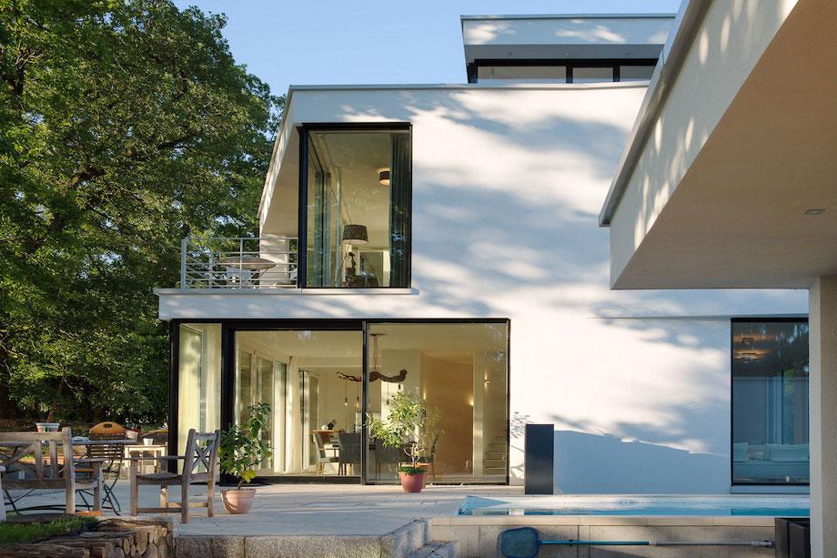 Freiburg Villa ursel architekt