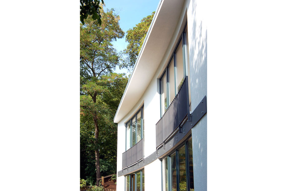 Bauhaus Architekt ursel architekt living cube in the spirit of the bauhaus